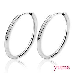YUME - 細圈圈耳環(50mm)