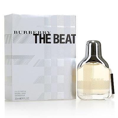 (即期品)BURBERRY The Beat節奏女性淡香水30ml