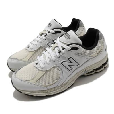 New Balance 休閒鞋 2002R 經典款 運動 男女鞋 紐巴倫 舒適 簡約 情侶穿搭 球鞋 白 黑 ML2002RQD