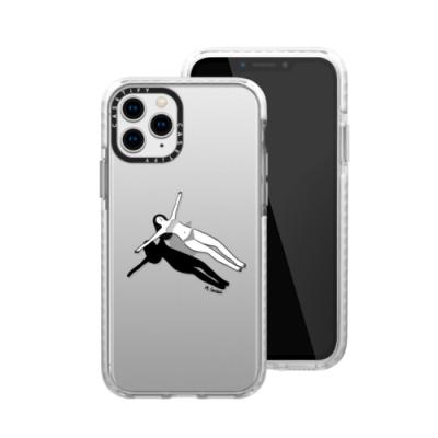 Casetify iPhone 11 Pro 耐衝擊保護殼-慵懶假期