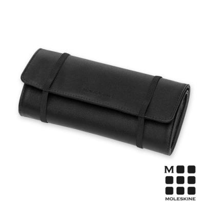 MOLESKINE 經典捲式多功能收納袋-黑