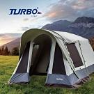 【Turbo Tent】Tourist 270 單件式ㄧ房一廳六人帳篷