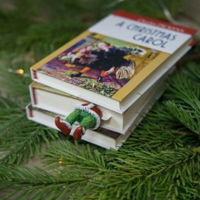 烏克蘭myBookmark-愛閱讀的聖誕先生