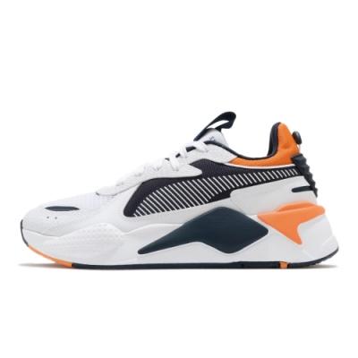 PUMA RS-X Hard Drive 男女休閒鞋-黑橘-36981808
