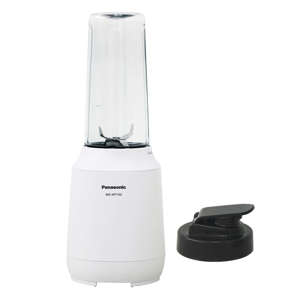 Panasonic國際牌隨行杯果汁機(白) MX-XPT102-W