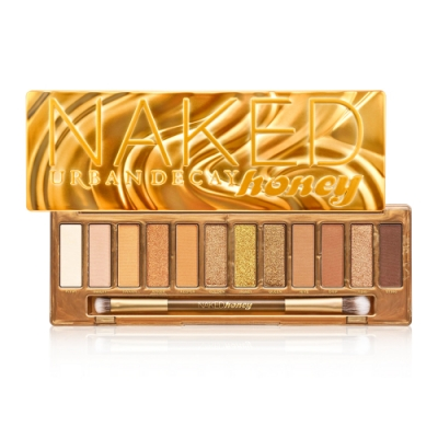 *URBAN DECAY NAKED HONEY 眼影盤 12x0.95g