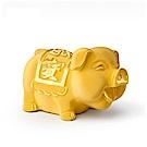 MANSTYLE 迷你福寶豬 黃金擺件 (約1錢)