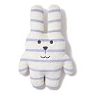 CRAFTHOLIC 宇宙人 米紫條紋兔寶貝枕