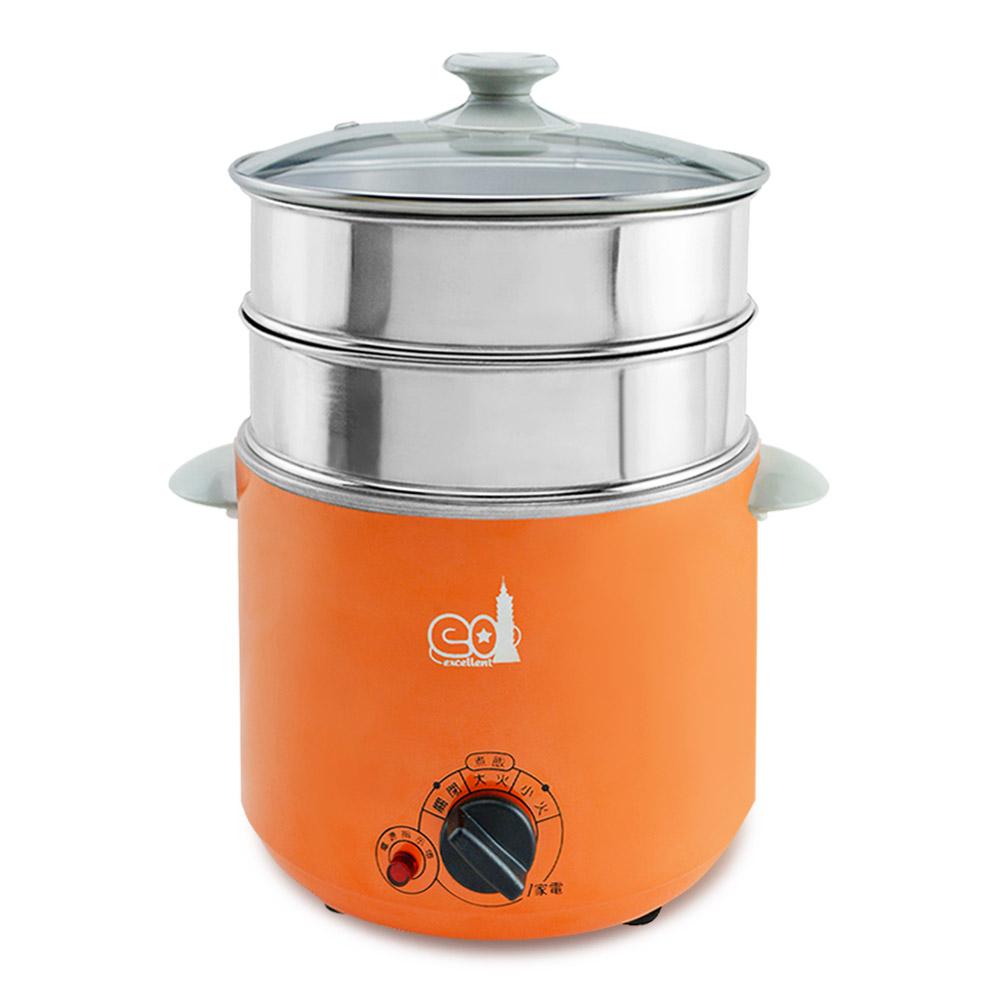 e01雙層蒸籠萬用鍋 CH-S500