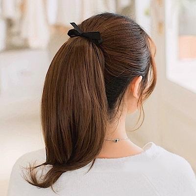 米蘭精品 假馬尾短假髮-綁帶式內彎短髮無痕女假髮4色73rr52