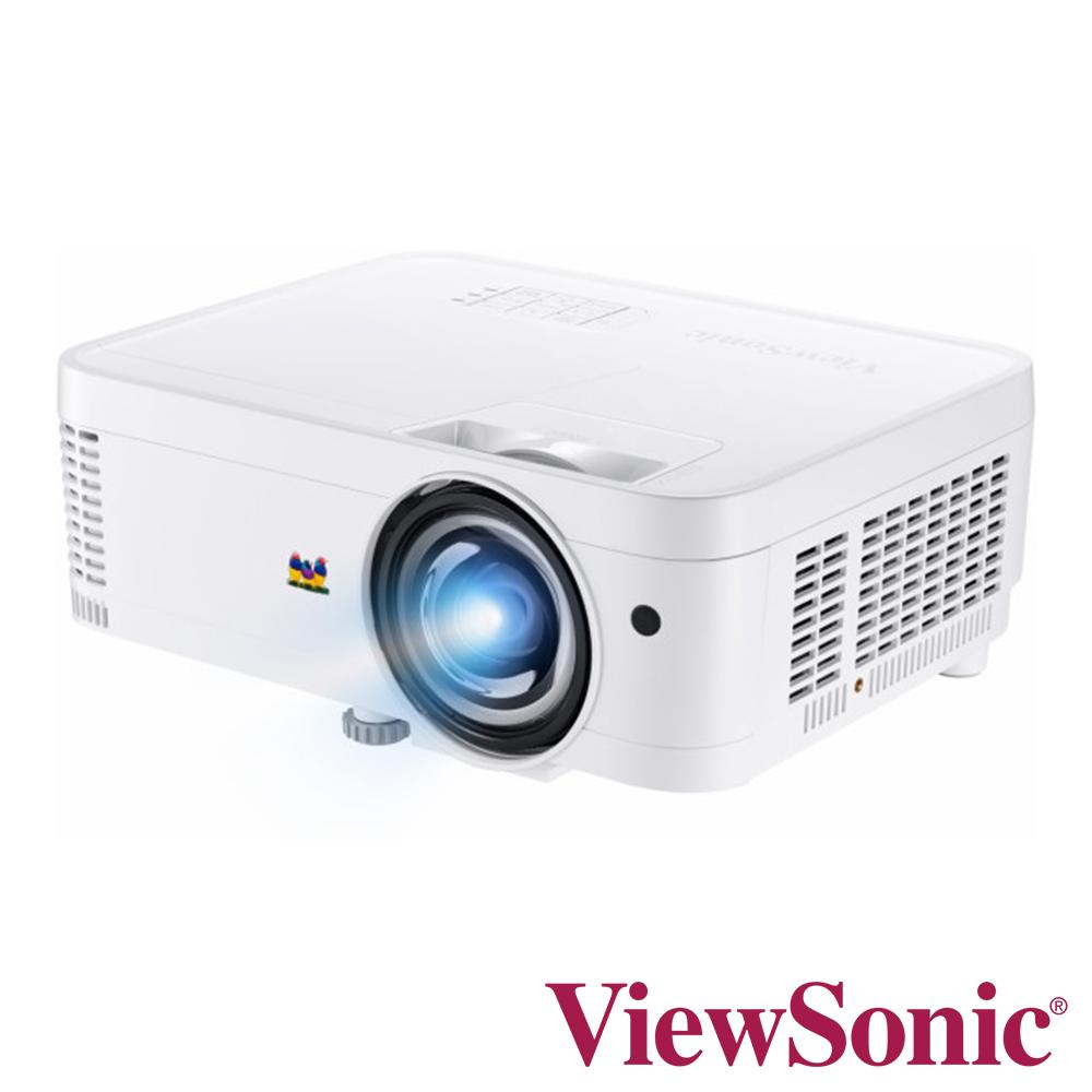 ViewSonic PS501X XGA 短焦教育投影機(3500流明) @ Y!購物