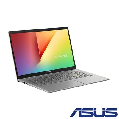 ASUS S513EQ 15吋筆電(i7-1165G7/MX350/16G/512GB SSD+1TB HDD/VivoBook S15/閃電銀/特仕版)
