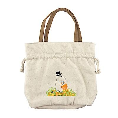 Moomin AE02 - 手提束口袋(寬)