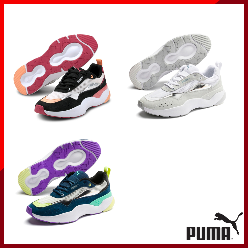 【PUMA官方旗艦】 時時樂限定 Lia Pop Wn's 慢跑休閒鞋 女性 3款任選