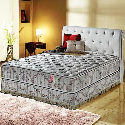 MG珍寶-正四線-超涼感-護邊蜂巢獨立筒床墊-雙人5尺-側邊強化安心耐用