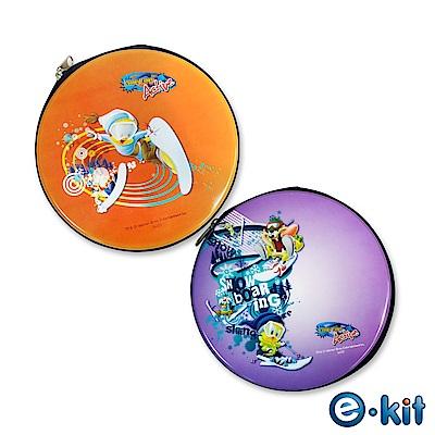 華納卡通正版授權CD/DVD 24片裝收納包-滑雪運動風_*二組入*