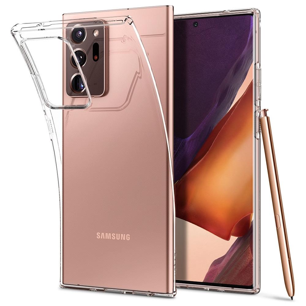 Spigen Galaxy Note 20 / 20 Ultra Liquid Crystal-手機保護殼 (Note 20 Ultra)