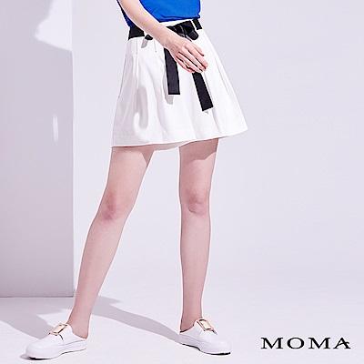 MOMA 綁帶寬褲裙