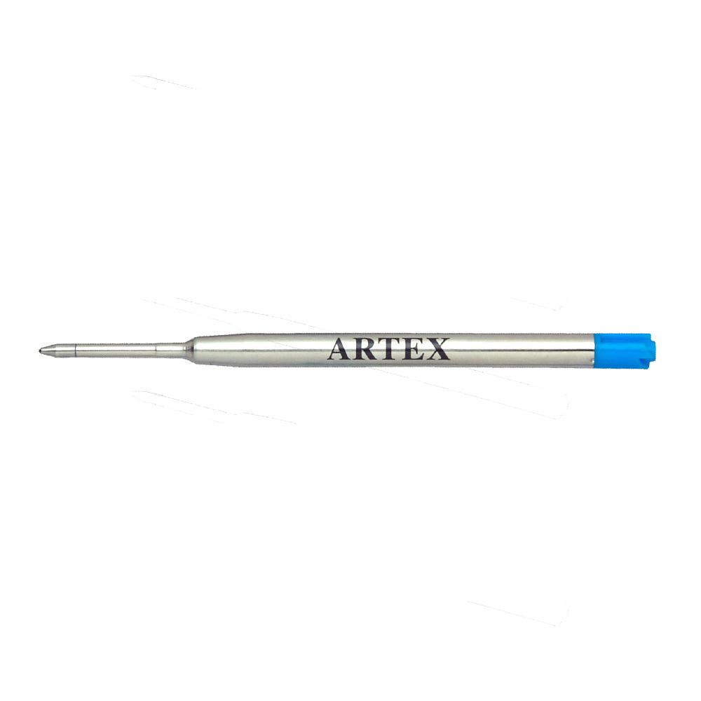 ARTEX油性原子筆芯(與派克PARKER品牌通用) 藍