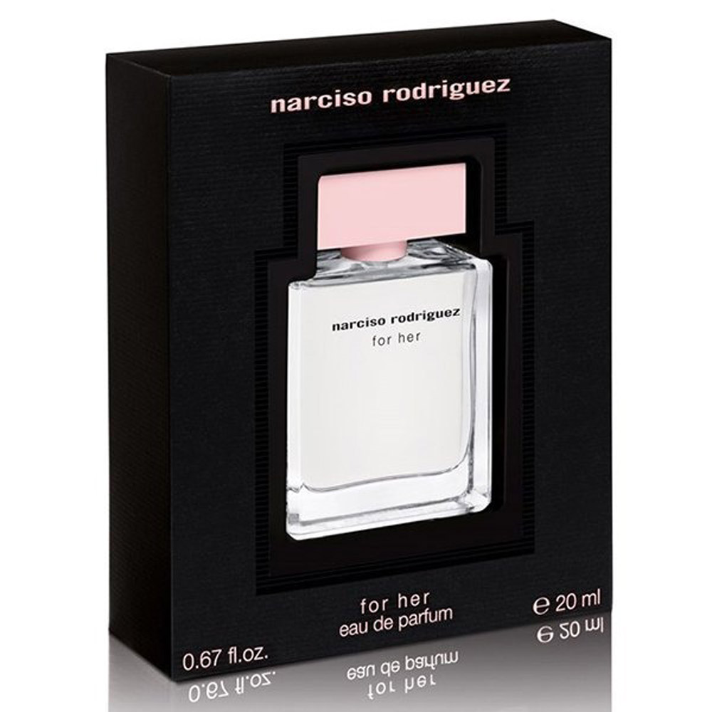 Narciso rodriguez for her 淡香精 20ml