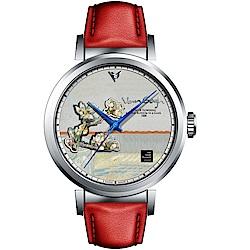 梵谷Van Gogh Swiss Watch梵谷經典名畫女錶(I-SLLS-04)