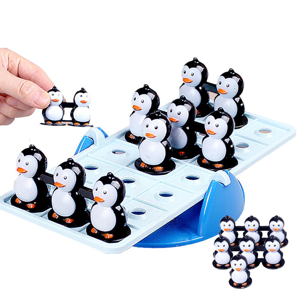 企鵝平衡遊戲組 5082