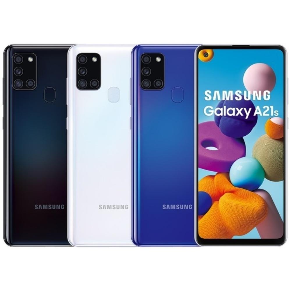 Samsung Galaxy A21s (4GB/64GB) 6.5吋4+1鏡頭智慧型手機