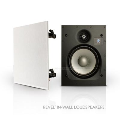美國 Revel W363 無邊框崁入喇叭