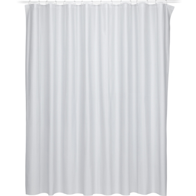 《KELA》Largo防水浴簾(灰120cm)