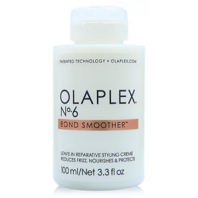 歐拉6號  HAIR PERFECTOR NO.6 BOND SMOOTHER 頂級沙龍 結構修護乳 100ml(公司貨)
