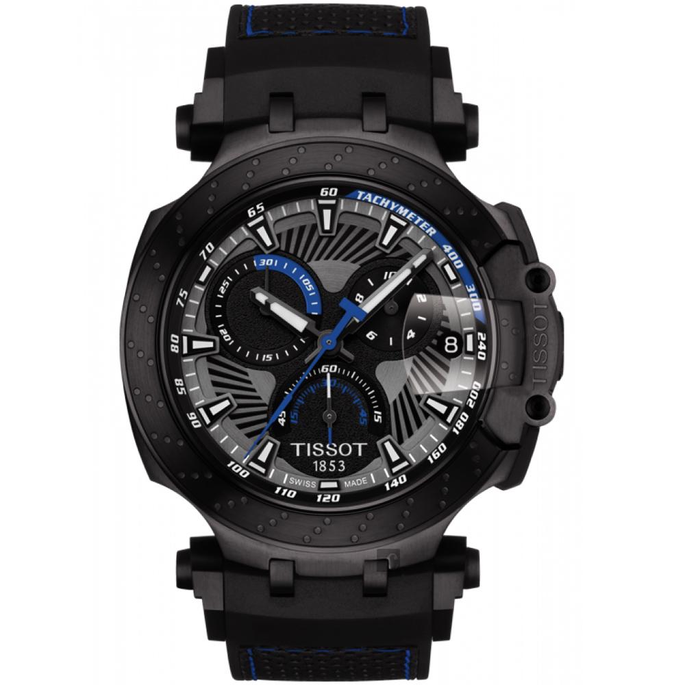 TISSOT天梭 T-RACE THOMAS LUTHI 2018 限量版賽車錶