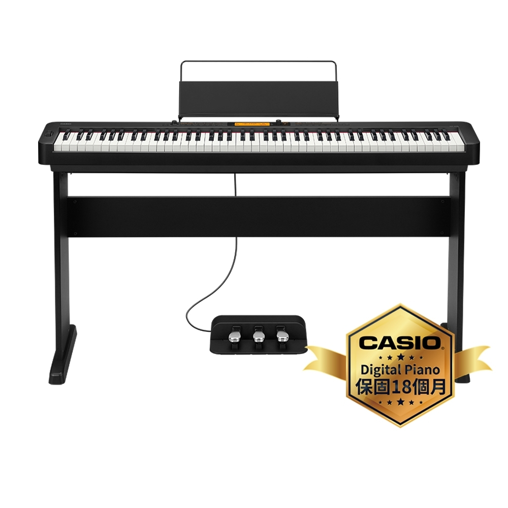 CASIO 卡西歐原廠數位鋼琴CDP-S350