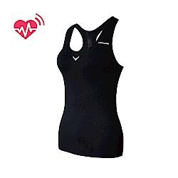 【CABALLERO】女款心跳感測長版運動背心
