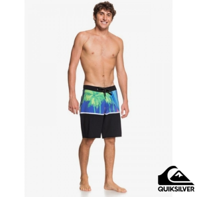 【QUIKSILVER】HIGHLINE DIVISION 20 衝浪褲 黑色