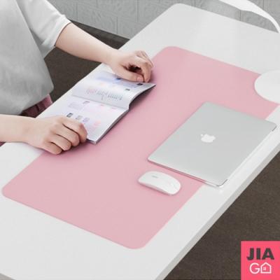 JIAGO PU皮革滑鼠桌墊60x30cm