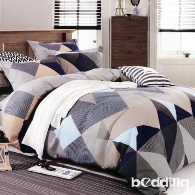 BEDDING-活性印染3.5尺單人薄床包涼被組-凡客
