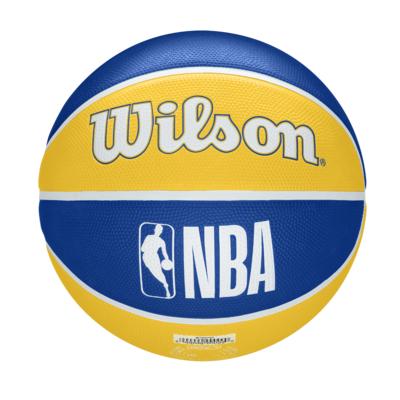 Wilson NBA 隊徽 橡膠 7號籃球 勇士隊