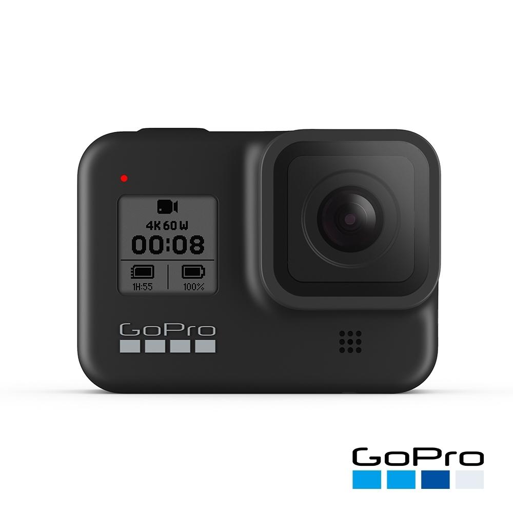 (無卡12期)GoPro-HERO8 Black全方位運動攝影機(CHDHX-801-CM)
