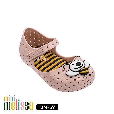 Melissa 蜜蜂娃娃鞋(寶寶款)-粉