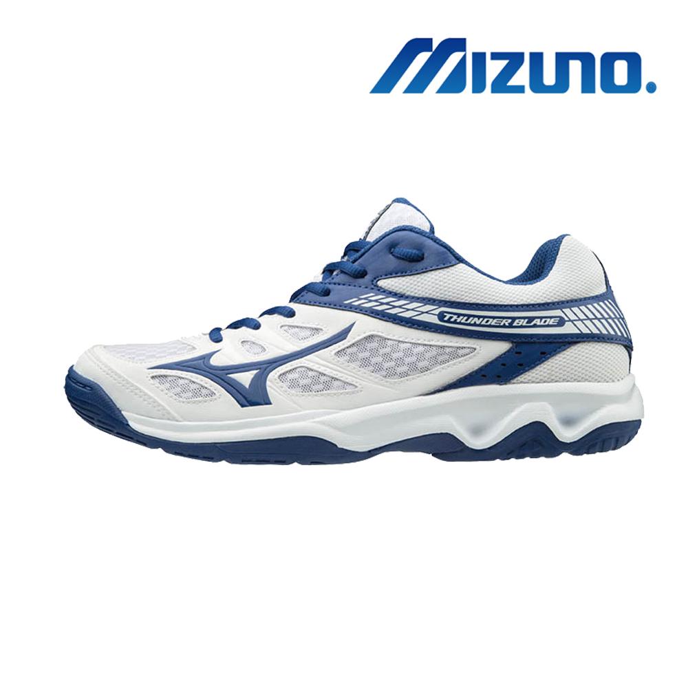 MIZUNO THUNDER BLADE 寬楦 男女排球鞋 V1GA177014
