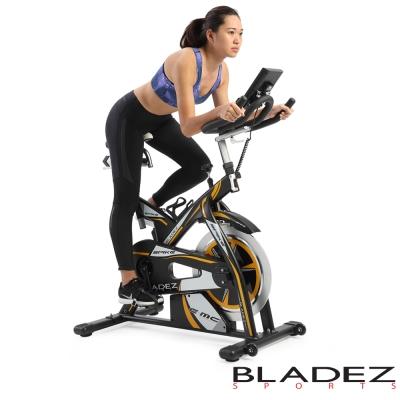 【BLADEZ】951C-SPIKE-Y E.MC雙合金程控飛輪健身車