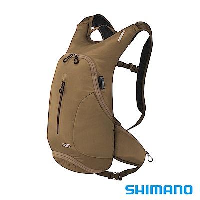 SHIMANO ROKKO 全功能背包-無水袋 16L 大地棕