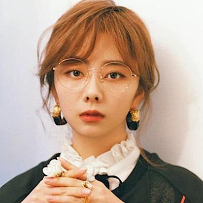 SEROVA 眼鏡 時尚流行經典/金 #SL426 C1