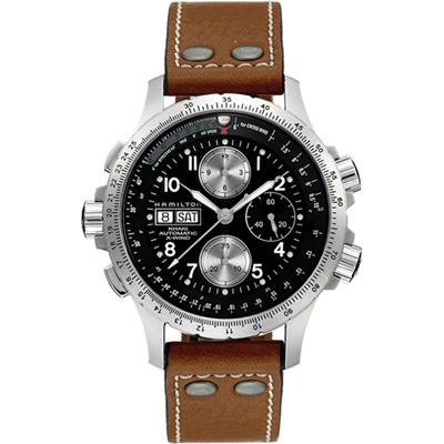 (無卡分期18期)Hamilton 漢米爾頓 ID4 星際重生機械錶(H77616533)