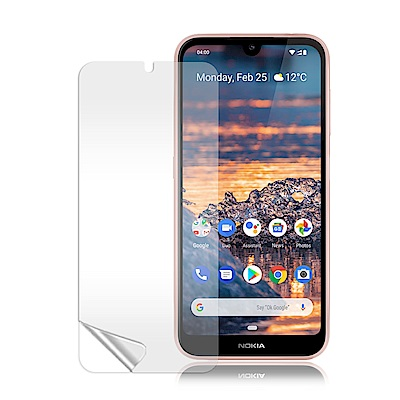 Monia Nokia 4.2 高透光亮面耐磨保護貼