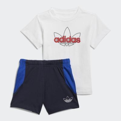 adidas 運動套裝 男童/女童 GN2268