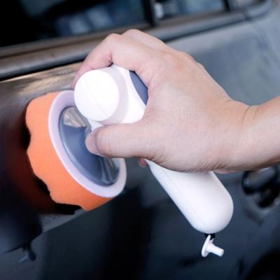【WPG Sander】雪豹無線電動洗車打蠟機 【加贈9套件】 超輕/充電/定速功能