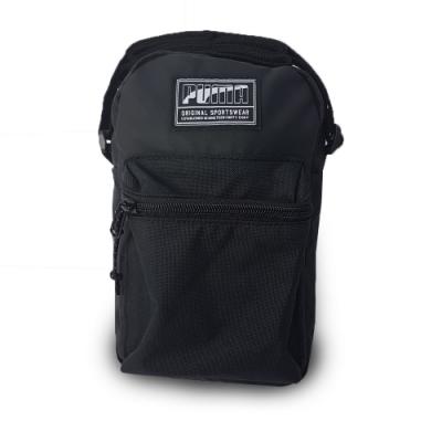 PUMA 多功能小側背包 休閒 運動 小包 黑 07573401 ACADEMY