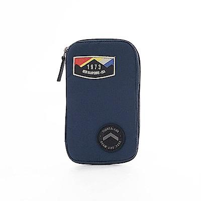 Timberland 男女款藍色長款錢包 | A1CTG484