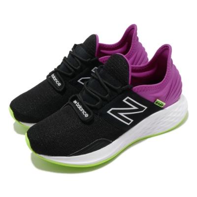 New Balance 慢跑鞋 Fresh Foam Roav 寬楦 女鞋 紐巴倫 避震 透氣 路跑 健身 球鞋 黑 粉 WROAVCBD